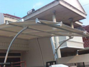 tenda membrane, canopy membran, harga membran jakarta dan bogor