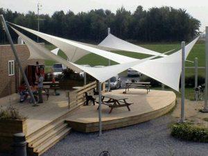 tenda membrane, Canopy membran, Harga Membrane, Tenda Jakarta